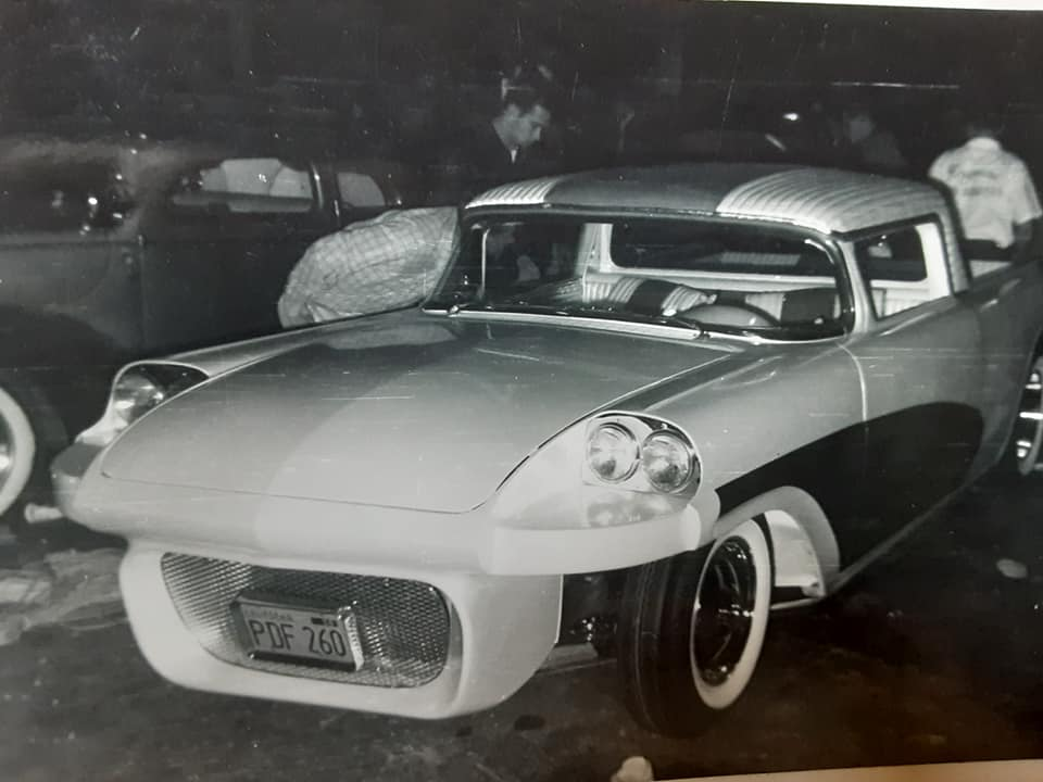 1958 Oakland Roadster Show. - Gerald A. Fleming   96115410