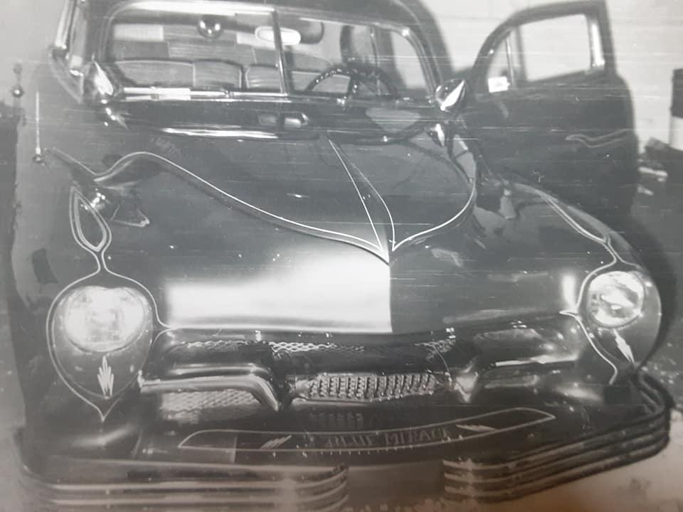 1958 Oakland Roadster Show. - Gerald A. Fleming   96235910