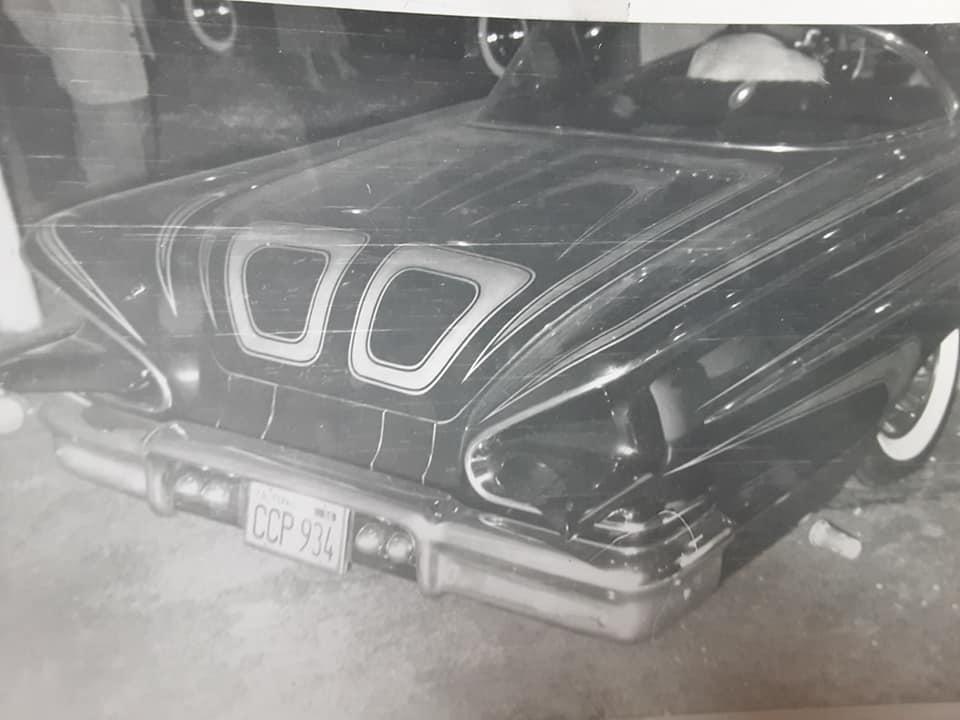1958 Oakland Roadster Show. - Gerald A. Fleming   96250210