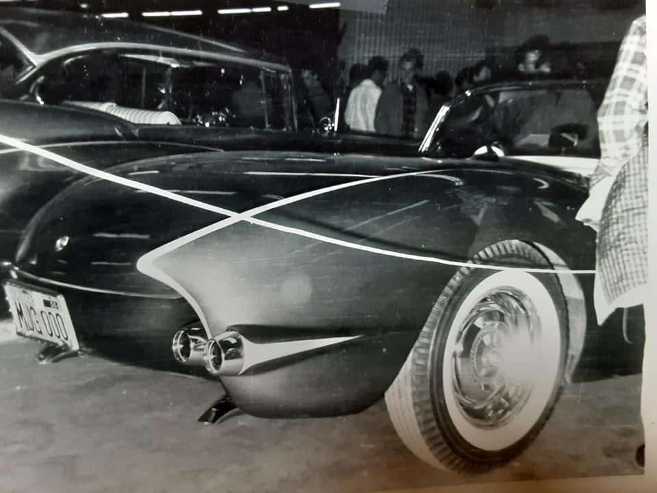 1958 Oakland Roadster Show. - Gerald A. Fleming   96376210