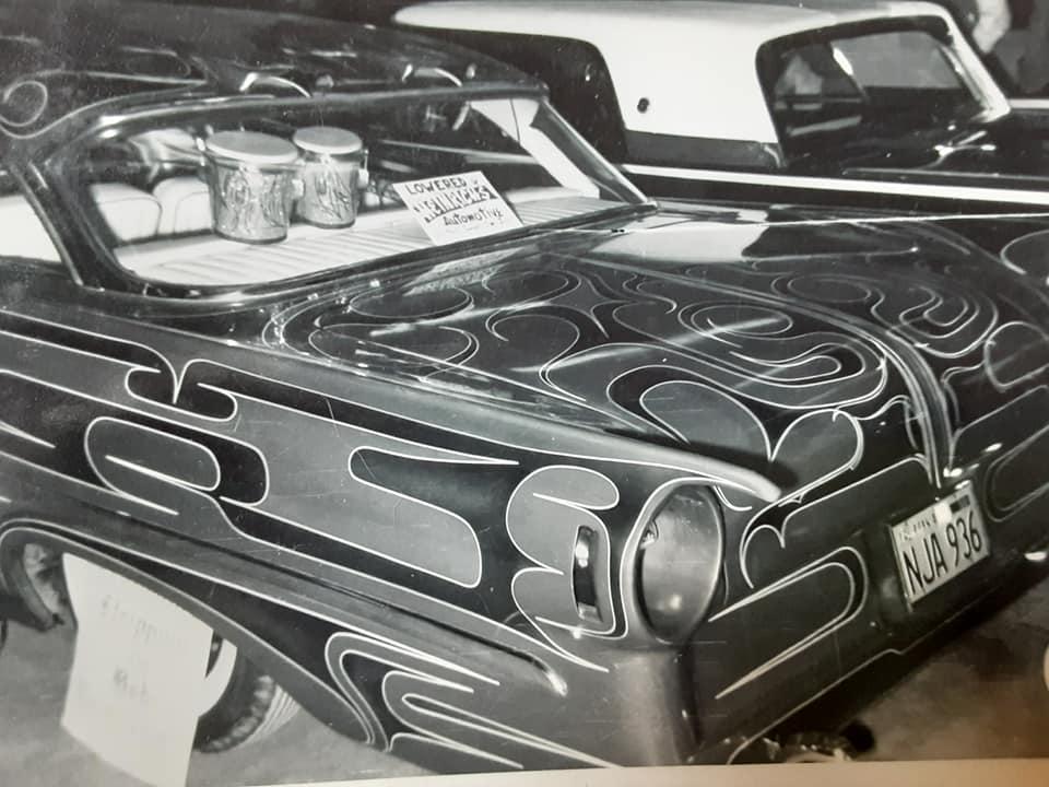 1958 Oakland Roadster Show. - Gerald A. Fleming   96389510