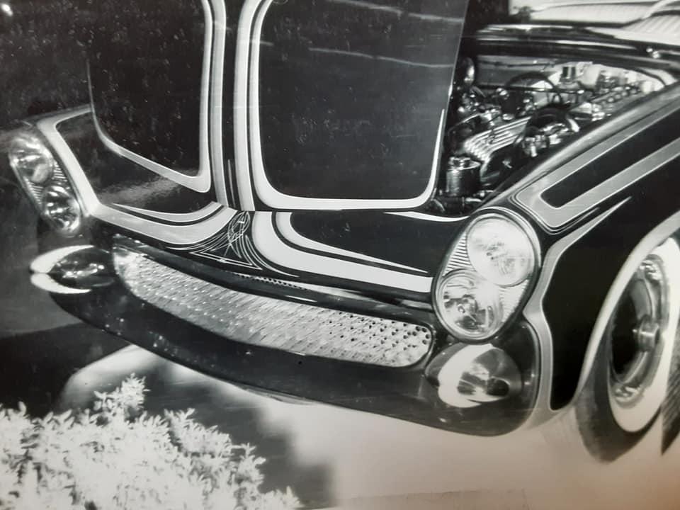 1958 Oakland Roadster Show. - Gerald A. Fleming   96392010