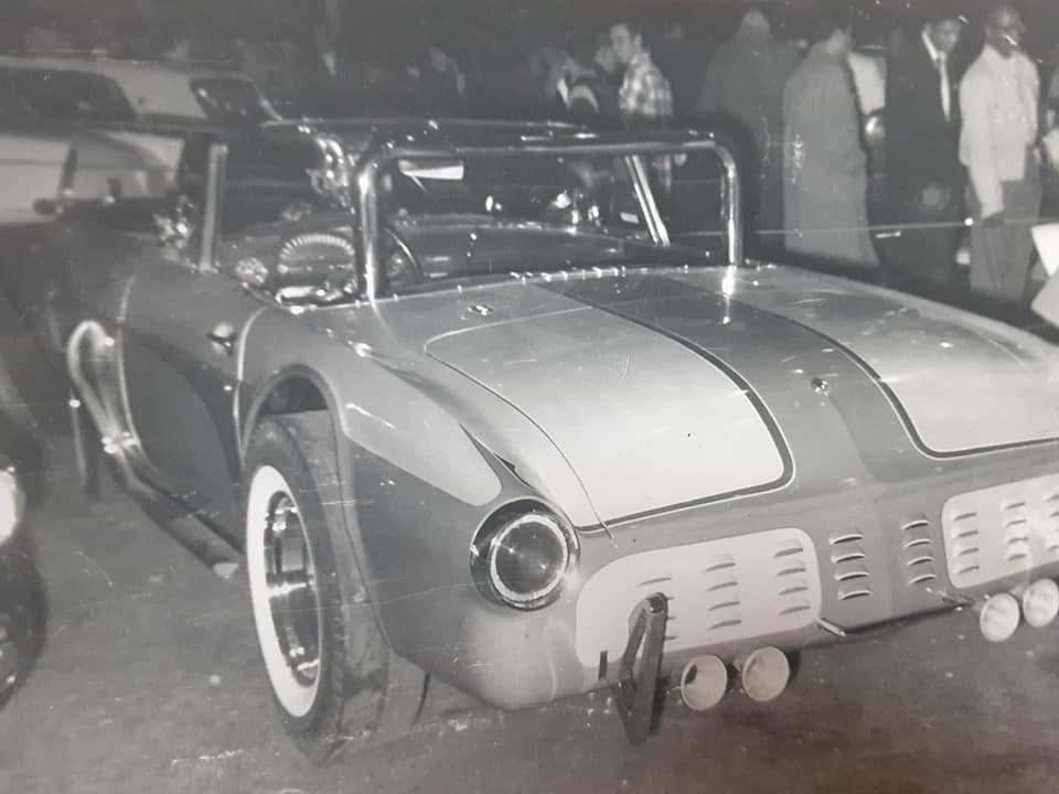 1958 Oakland Roadster Show. - Gerald A. Fleming   96422710