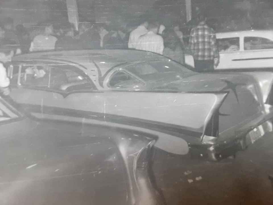 1958 Oakland Roadster Show. - Gerald A. Fleming   96516010