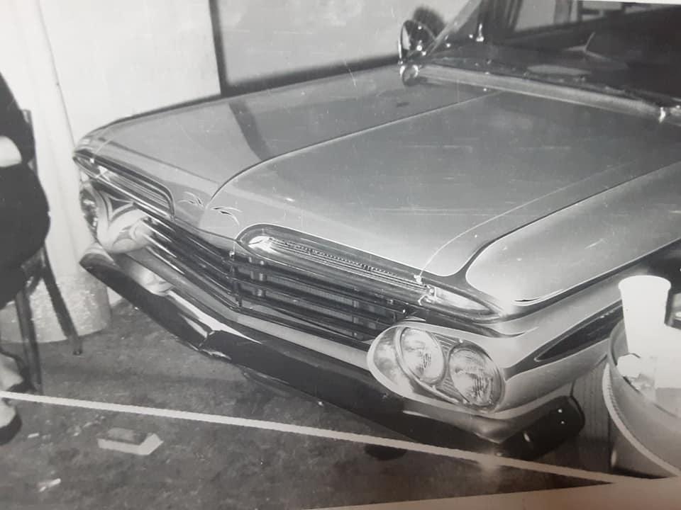 1958 Oakland Roadster Show. - Gerald A. Fleming   96524510