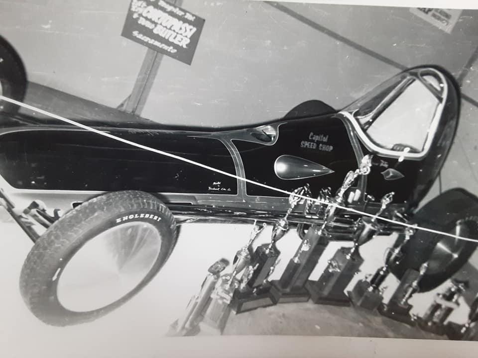 1958 Oakland Roadster Show. - Gerald A. Fleming   96535110