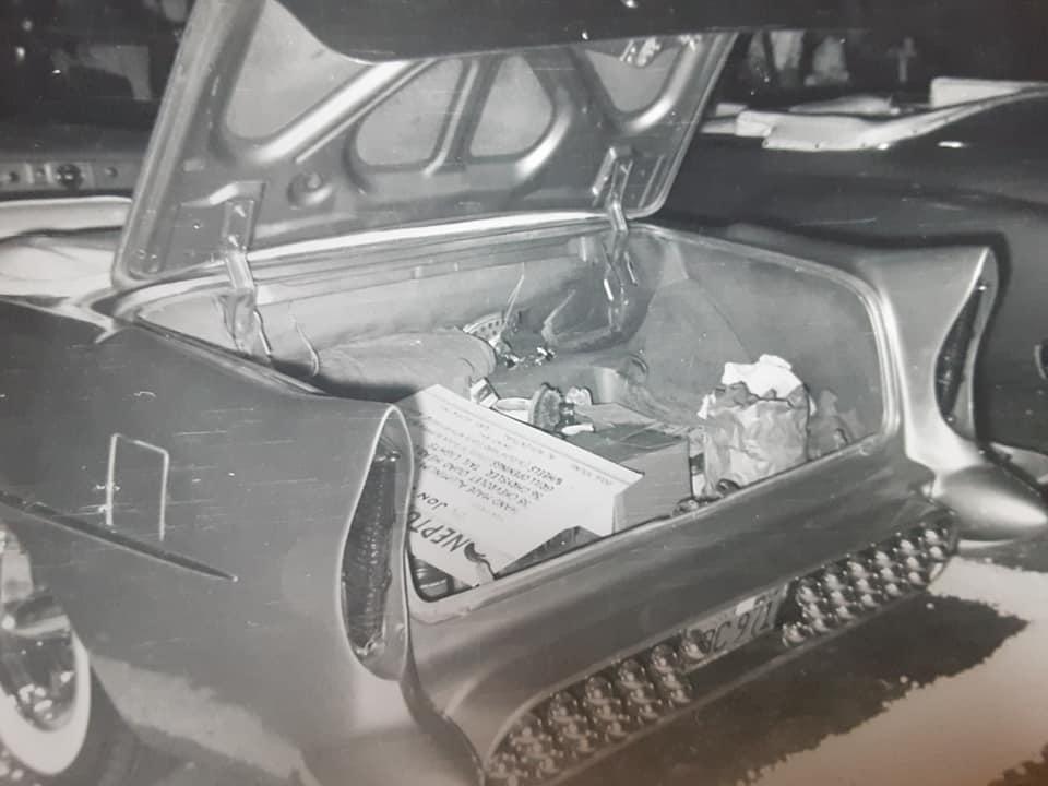 1958 Oakland Roadster Show. - Gerald A. Fleming   96567610