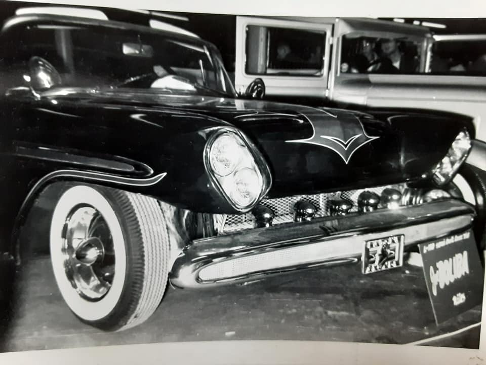1958 Oakland Roadster Show. - Gerald A. Fleming   96761310