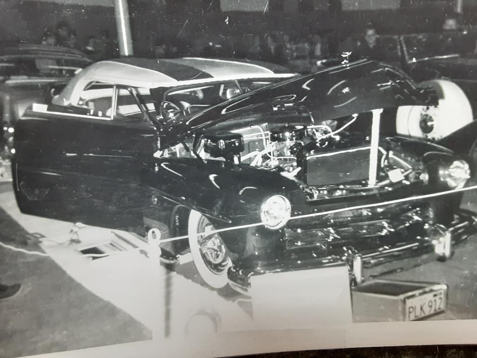 1958 Oakland Roadster Show. - Gerald A. Fleming   96781710