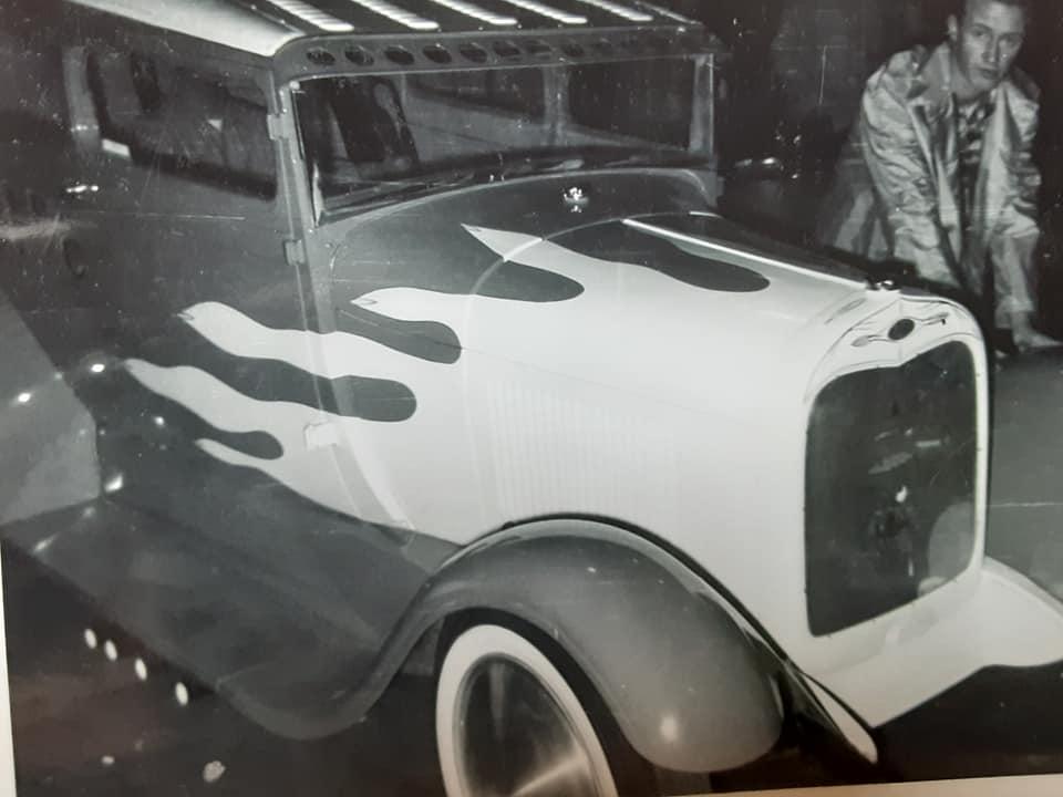 1958 Oakland Roadster Show. - Gerald A. Fleming   96799310