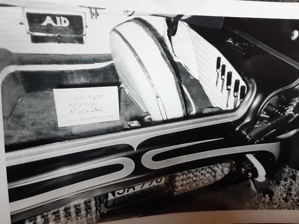 1958 Oakland Roadster Show. - Gerald A. Fleming   96854010