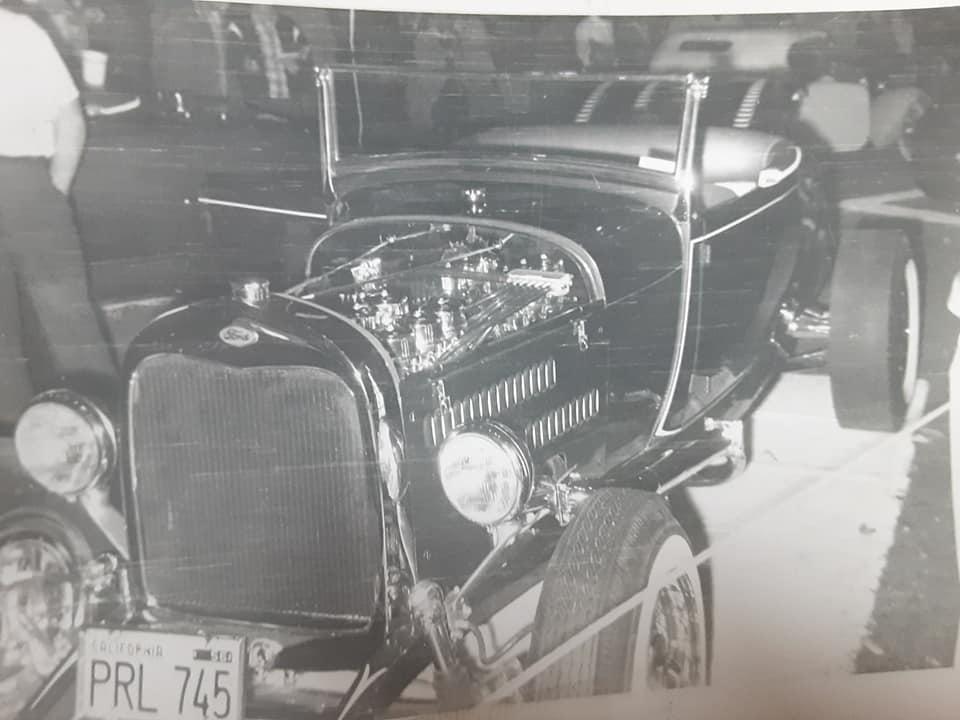 1958 Oakland Roadster Show. - Gerald A. Fleming   96909810