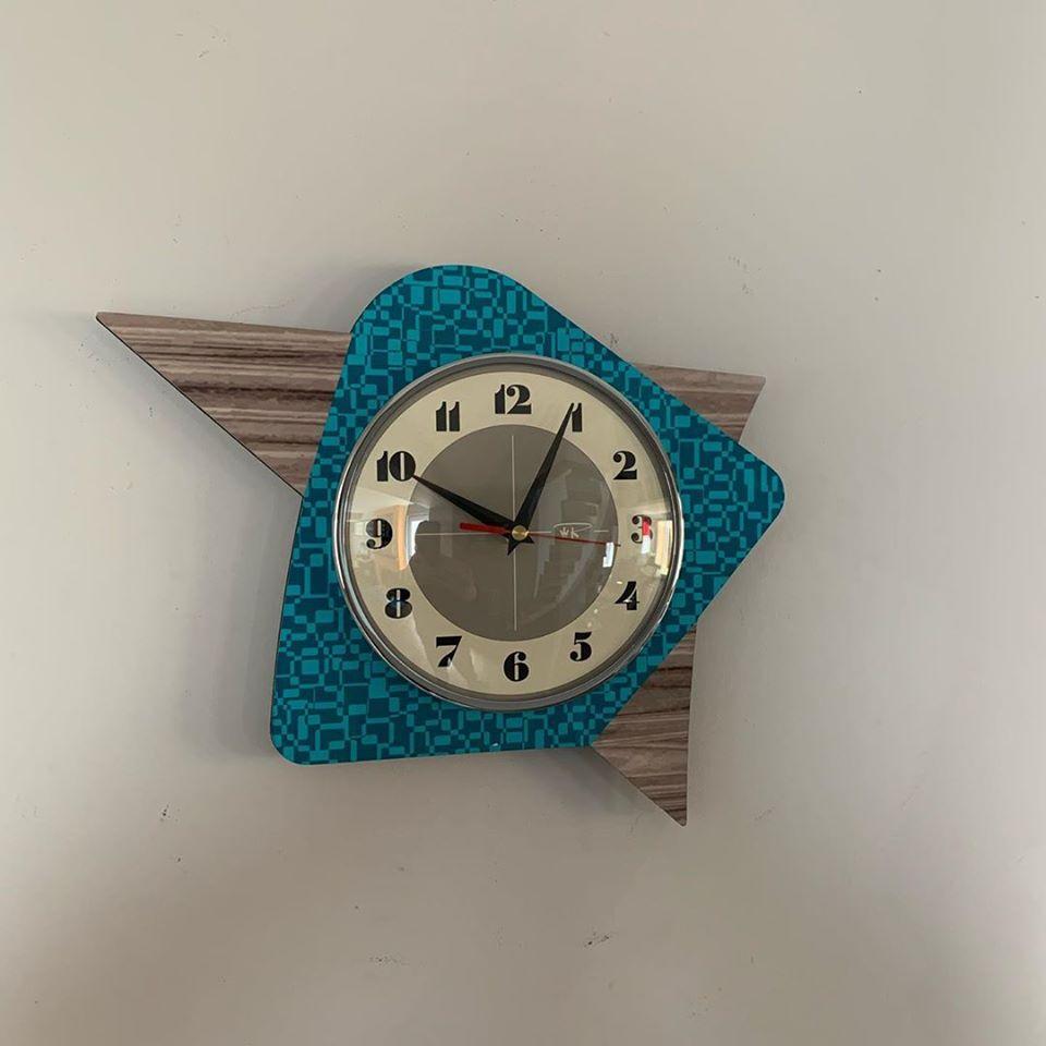 Horloges & Reveils fifties - 1950's clocks - Page 4 97089310