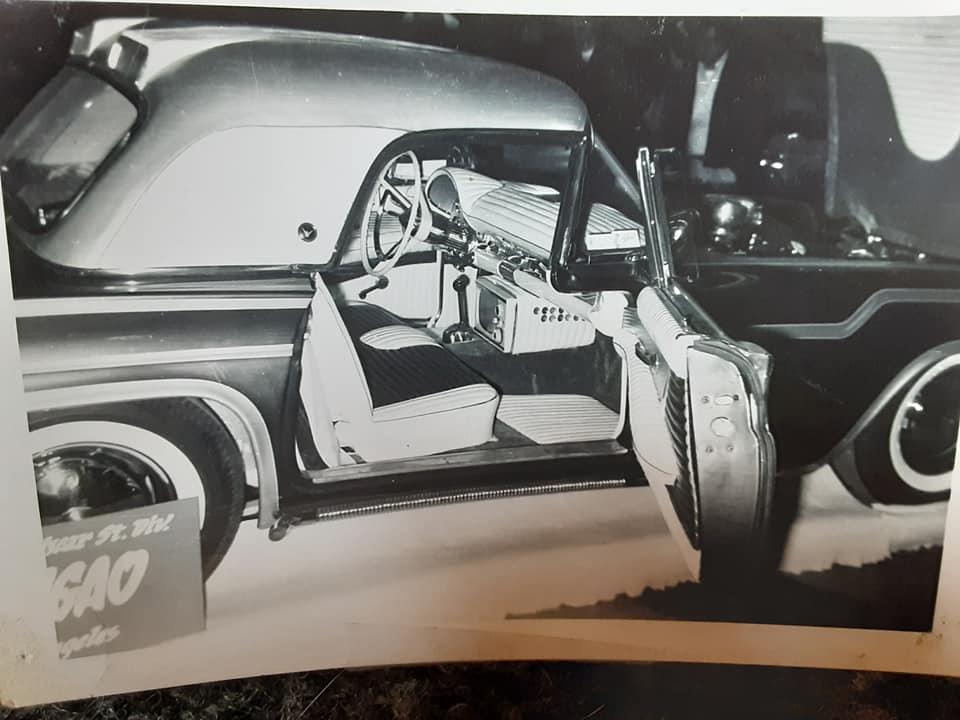 1958 Oakland Roadster Show. - Gerald A. Fleming   97116210