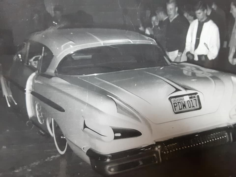 1958 Oakland Roadster Show. - Gerald A. Fleming   97307210