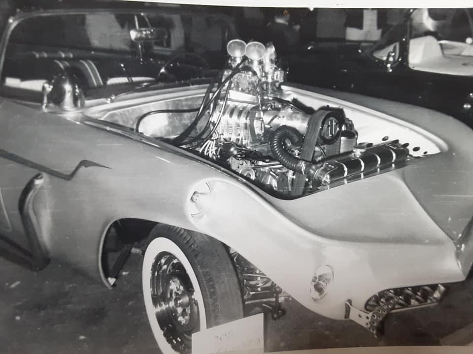 1958 Oakland Roadster Show. - Gerald A. Fleming   97727210