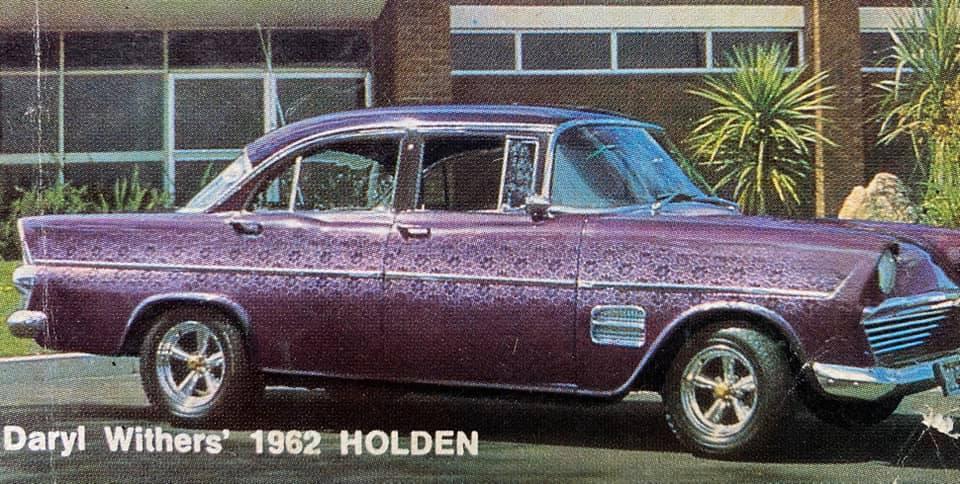 Holden custom & mild custom 97834710