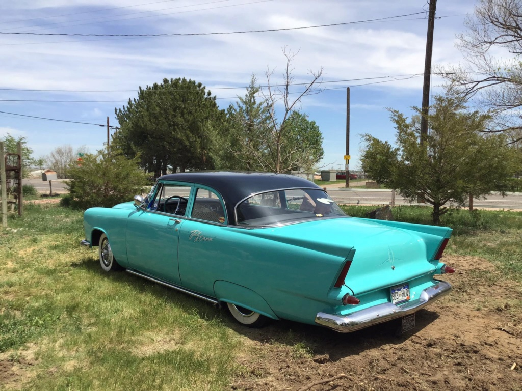1956 Plymouth mild custom - Just a dream - Jim Miller  97996310