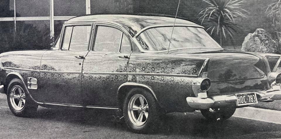 Holden custom & mild custom 99008810