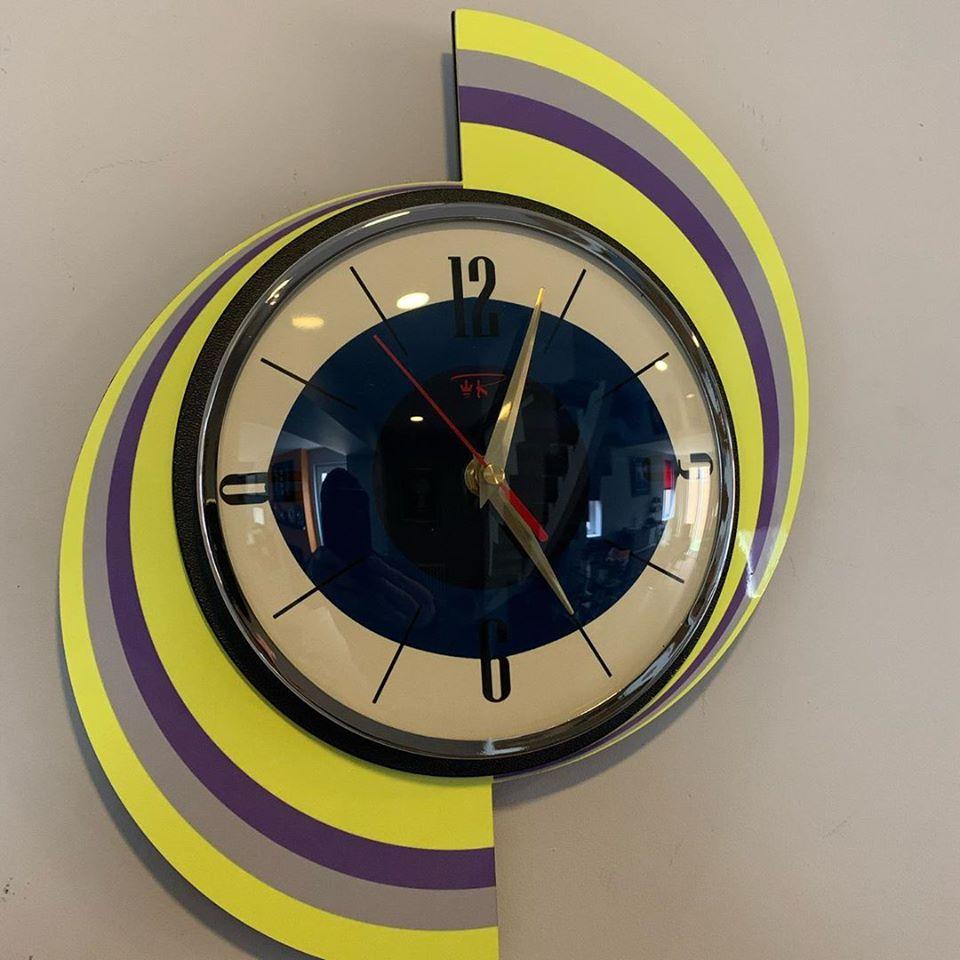 Horloges & Reveils fifties - 1950's clocks - Page 4 99436310