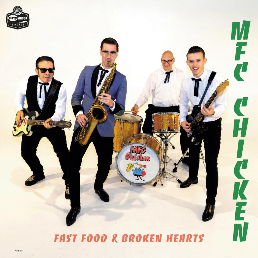 MFC  Chicken - Wild rock 'n'roll A1092310