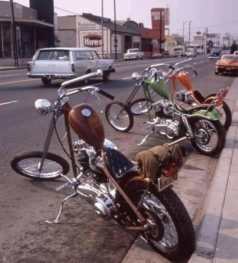Photo Vintage -vintage pics - Chopper & Bobber - Page 3 A2d36110