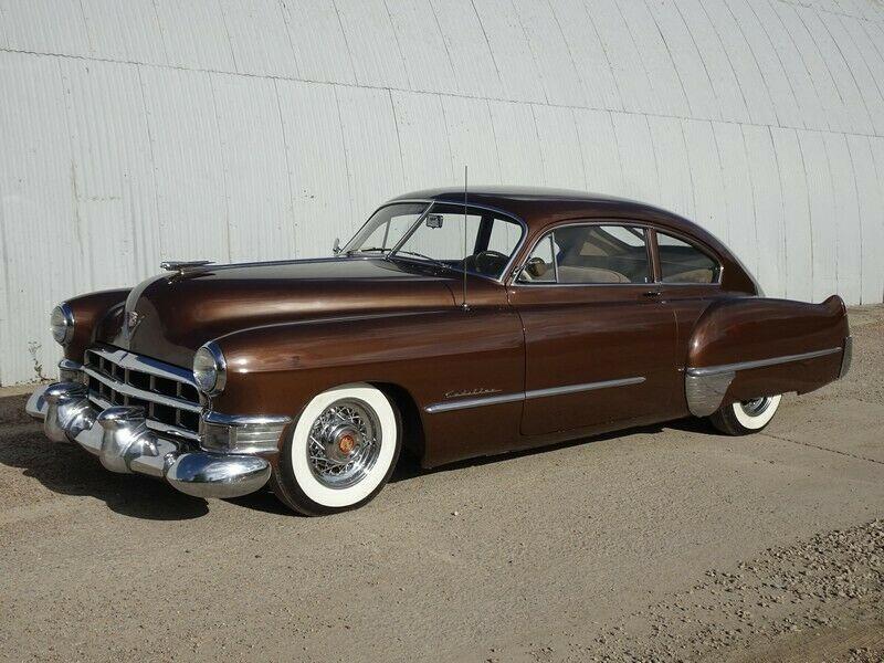 Cadillac Classic Cars Ad4910