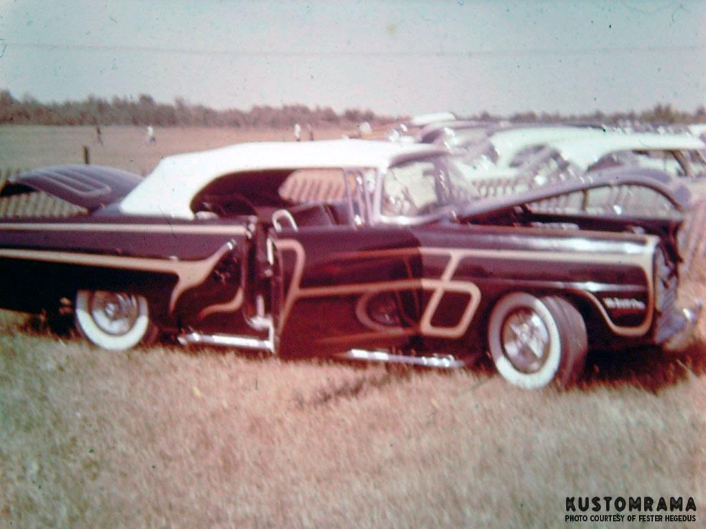 1956 Mercury - Adrienne Hooper - Larry Cooper - Cooper Body Shop  Adiren10
