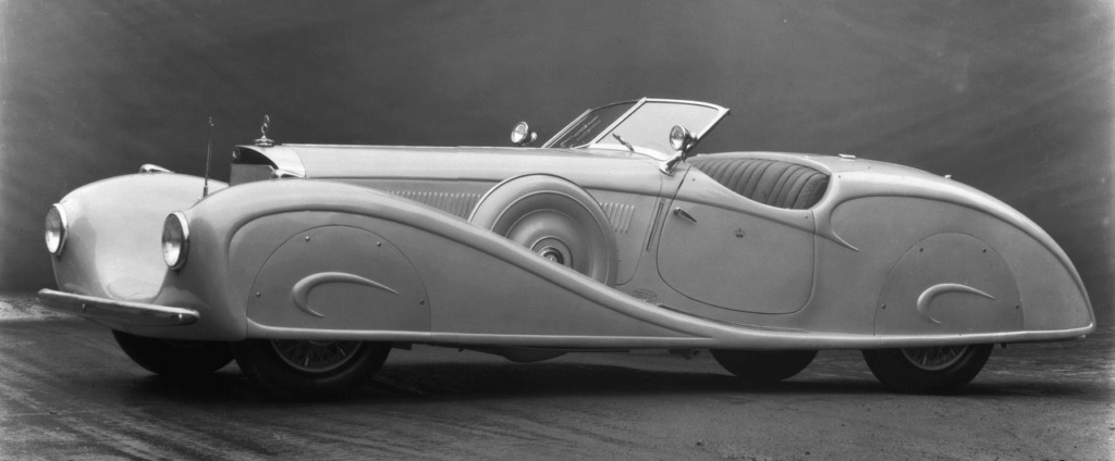 Mercedes-Benz 500K Erdmann and Rossi Streamline Roadster  - 1936  Aelv-g10