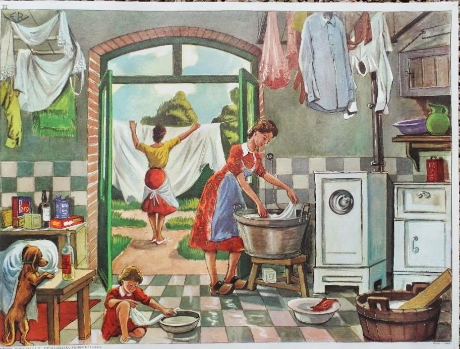 Affiches (tableaux)  pédagogiques Editions Rossignol 1946 - 1970s Affich10