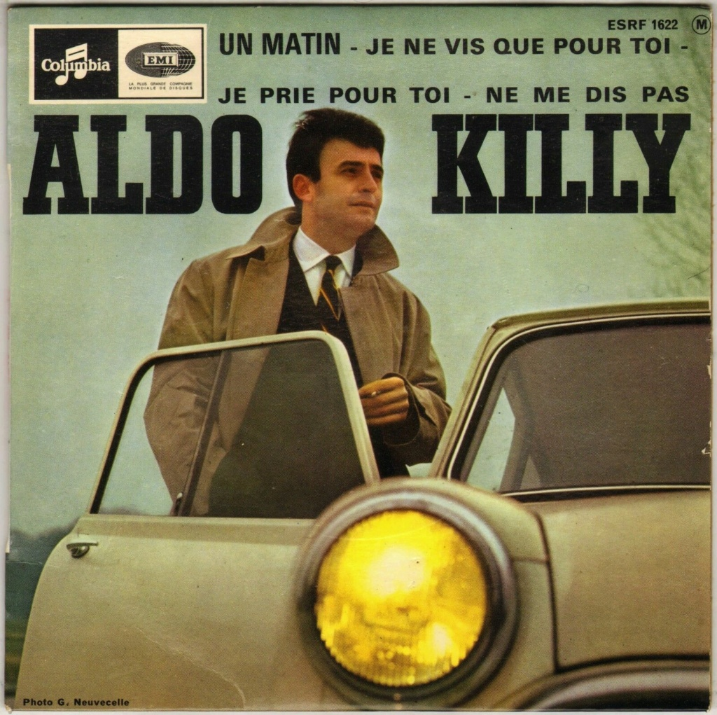 Records with car or motorbike on the sleeve - Disques avec une moto ou une voiture sur la pochette - Page 9 Aldo_k10