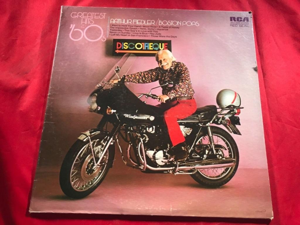 Records with car or motorbike on the sleeve - Disques avec une moto ou une voiture sur la pochette - Page 3 Arthur10