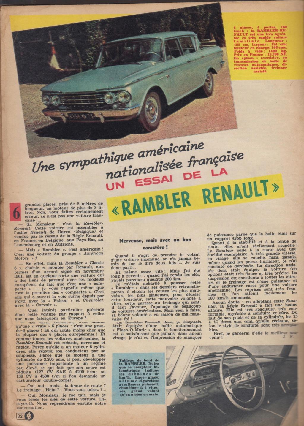 Le Journal de Tintin - de 1959 à 1964 les articles sur l'automobile et la moto Articl13