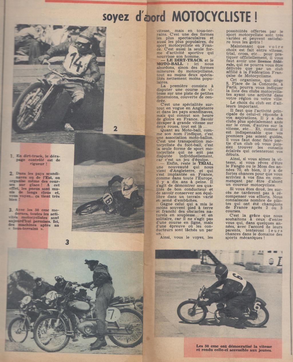 Le Journal de Tintin - de 1959 à 1964 les articles sur l'automobile et la moto Articl18