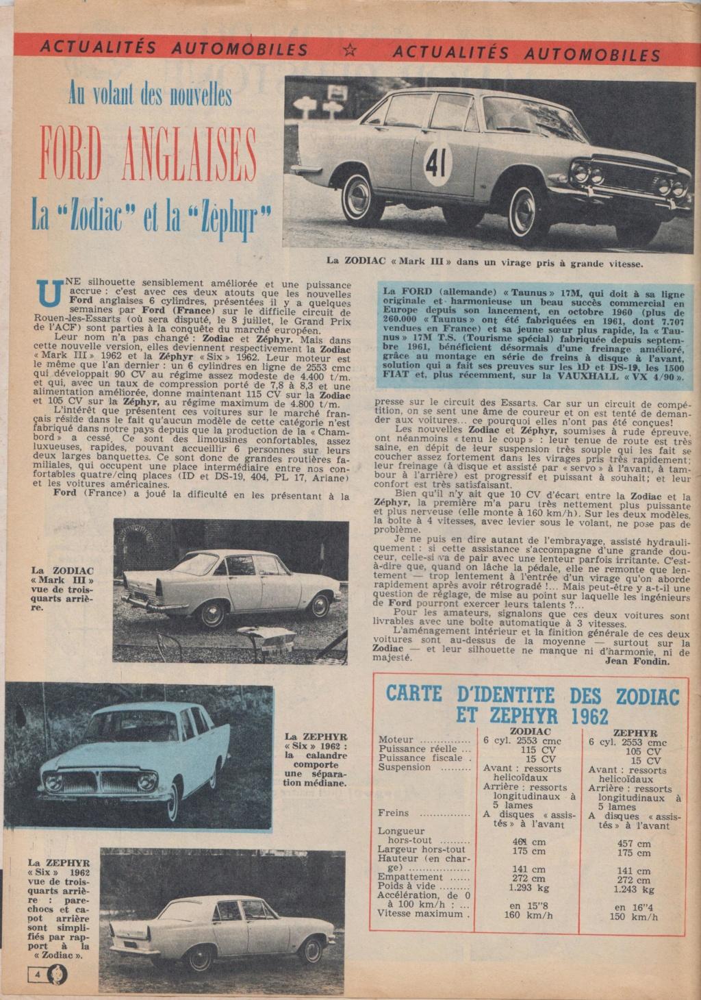 Le Journal de Tintin - de 1959 à 1964 les articles sur l'automobile et la moto Articl21