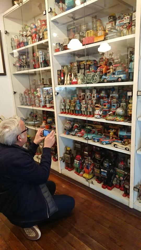 Visite au Tin Toys Museum de Yokohama (Japon) -Janvier 2019 Atinto10