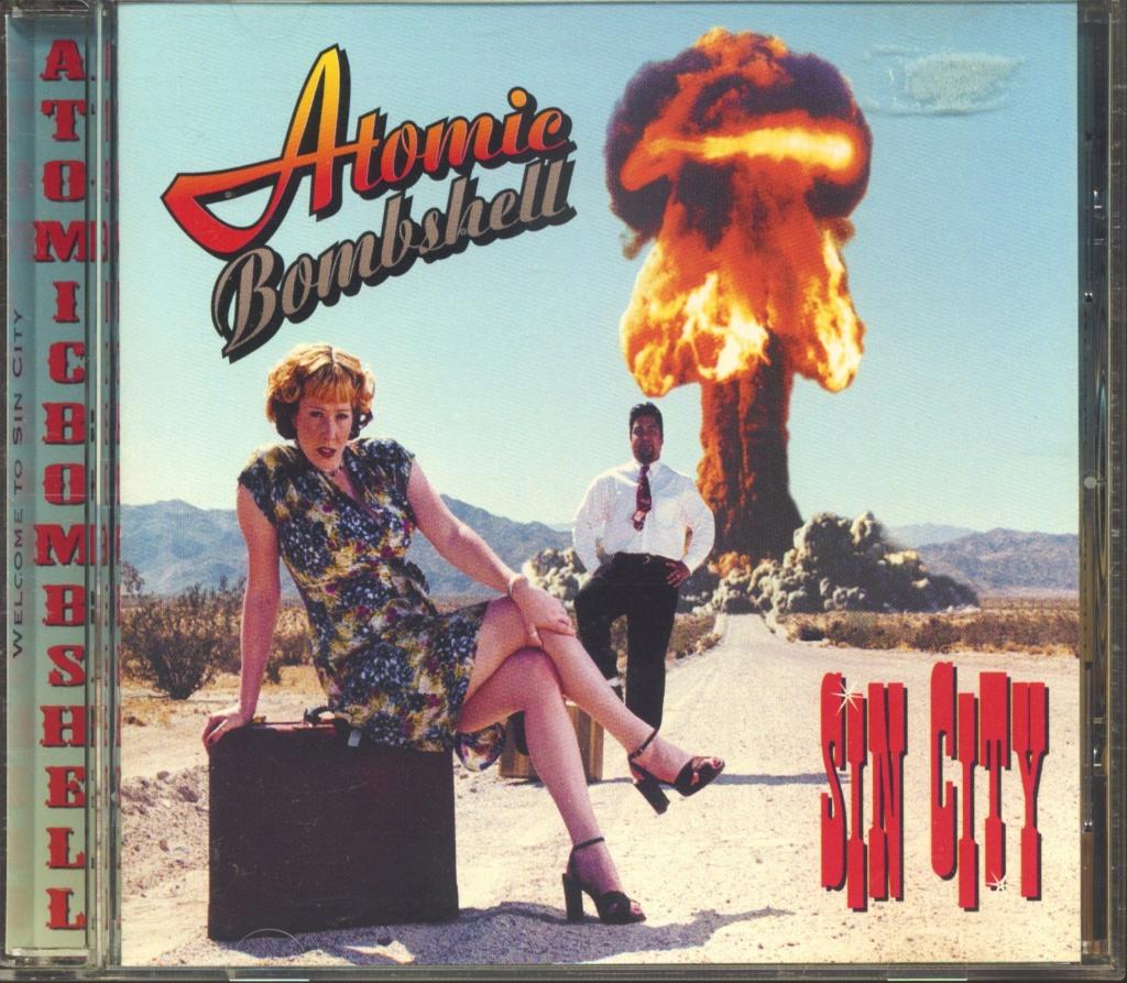 Atomic Bombshell - Shake it, don't breack it - Sin City Atom9811