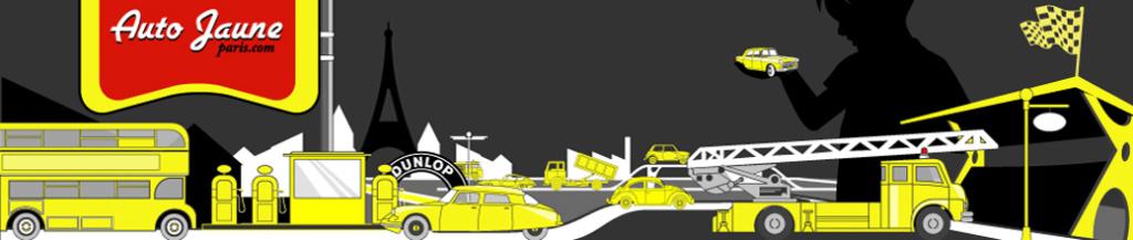 Auto Jaune Blog sur les véhicules miniatures - très bon contenu Autoja10