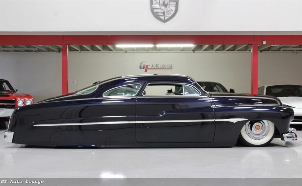 1951 Mercury - Ruggiero Merc - Bill Ganahl - South City Rod & Custom B4365a10
