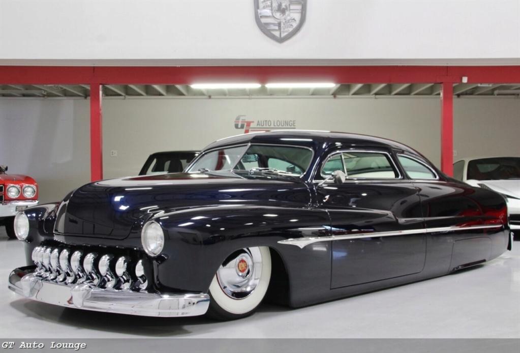 1951 Mercury - Ruggiero Merc - Bill Ganahl - South City Rod & Custom B5166810