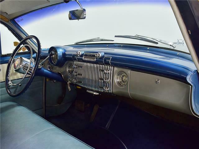 1953 Buick Roadmaster Station wagon woody B53sw410