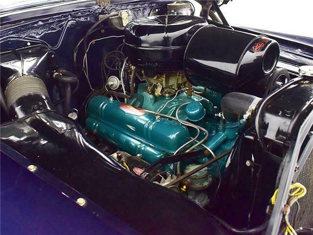 1953 Buick Roadmaster Station wagon woody B53sw510