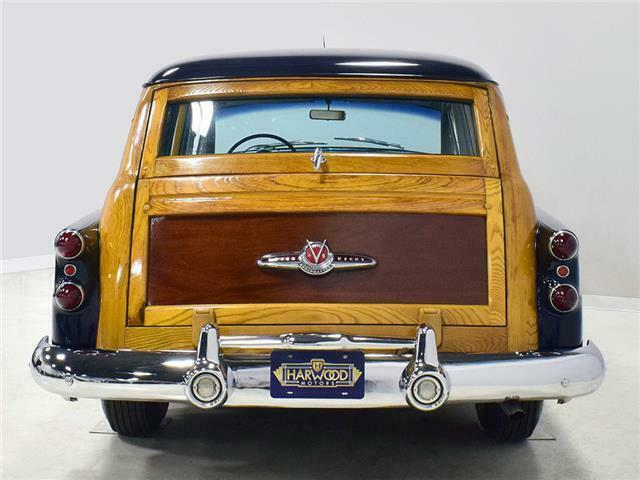 1953 Buick Roadmaster Station wagon woody B53sw710