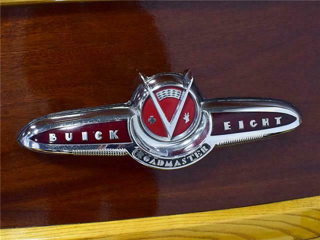 1953 Buick Roadmaster Station wagon woody B53sw816