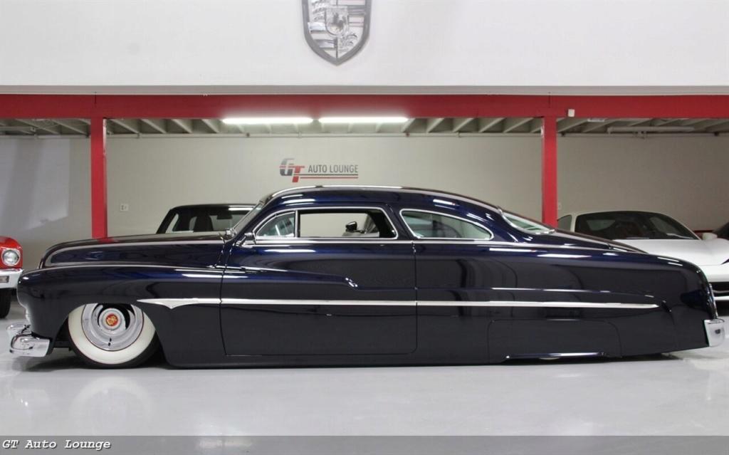 1951 Mercury - Ruggiero Merc - Bill Ganahl - South City Rod & Custom B8417610