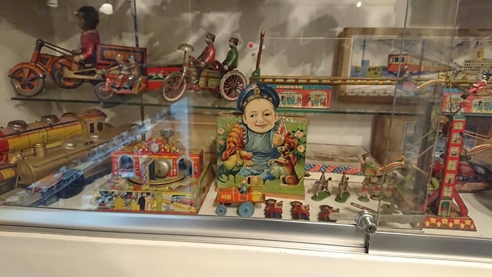 Visite au Tin Toys Museum de Yokohama (Japon) -Janvier 2019 Bceati10