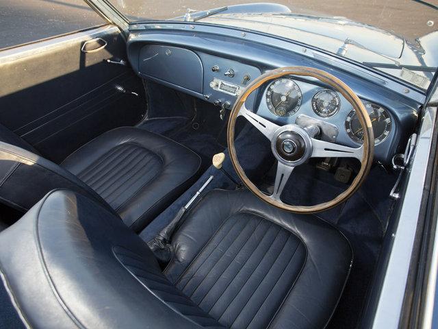 Pegaso Z-102 2,8 Cabriolet RH by Saoutchik. 1954 Bigd10