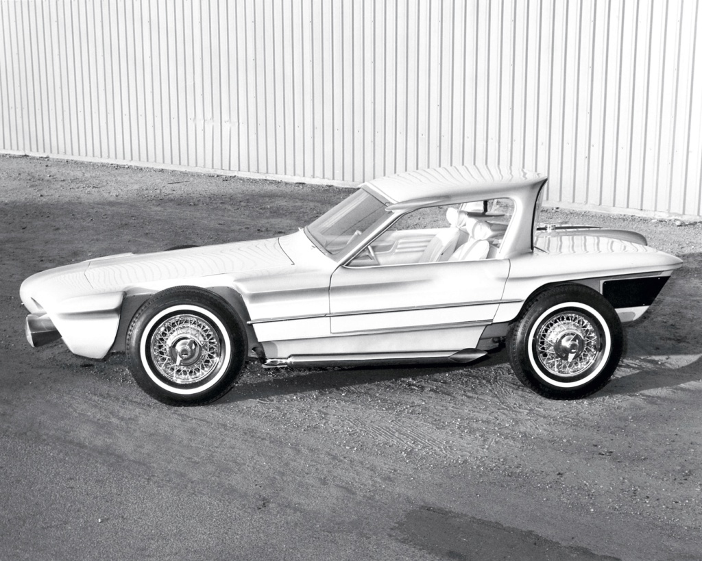 Car Craft Dream Rod - Bill Cushenbery Bill-c13