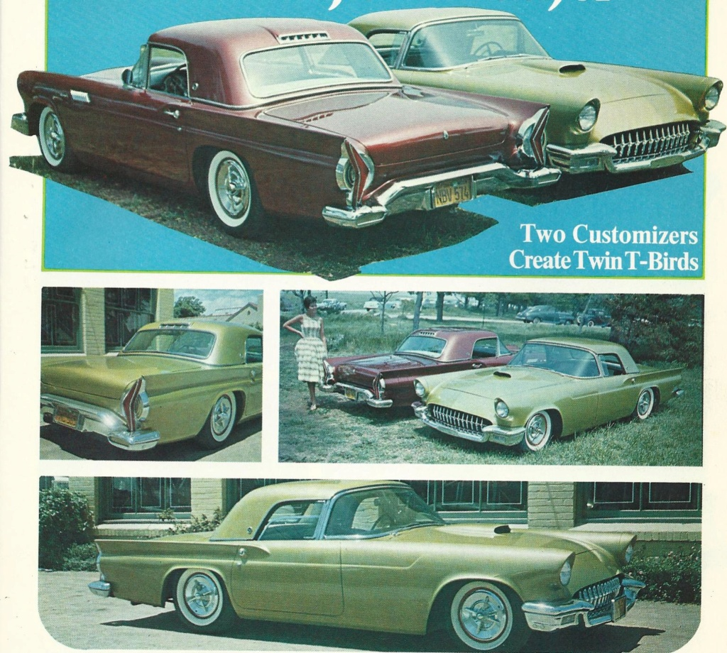 1955, '56 and '57 T-Bird custom & mild custom - Page 2 Birds10