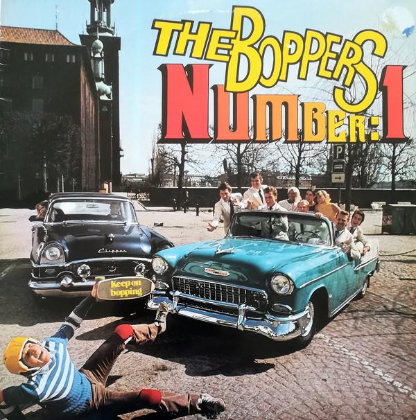 Records with car or motorbike on the sleeve - Disques avec une moto ou une voiture sur la pochette - Page 5 Bopper10